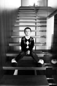 Victor, mon demi-frère de 6 ans